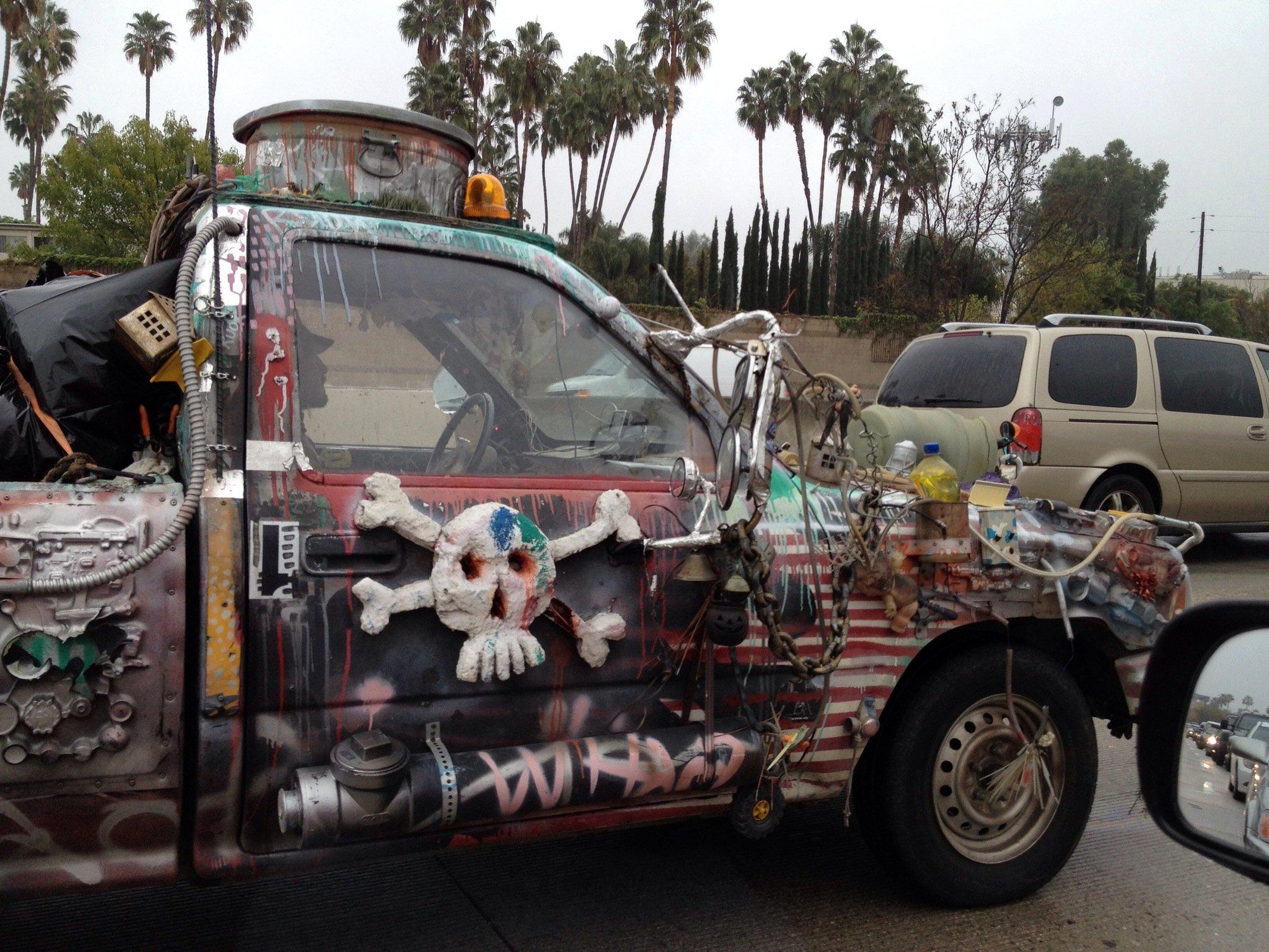 Happy Truck!