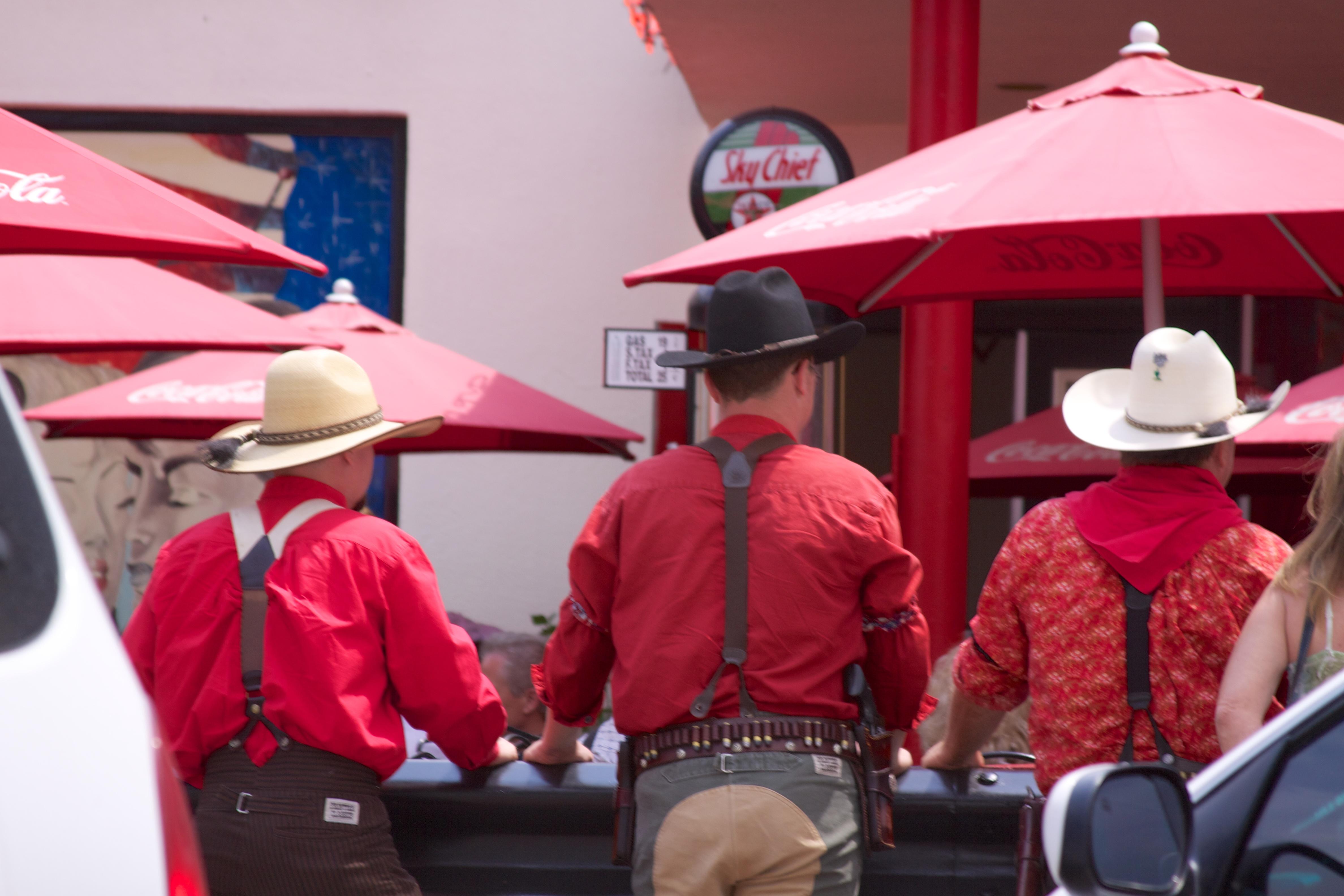 Cowboy Crazy!
