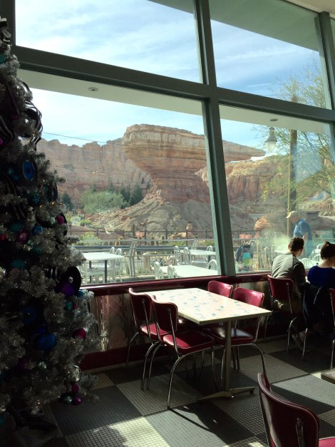 Flo's V-8 Cafe Monument Valley View