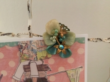 Fabulous vintage earring from an estate sale